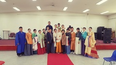 세종 문화 아카데미 한복 패션쇼